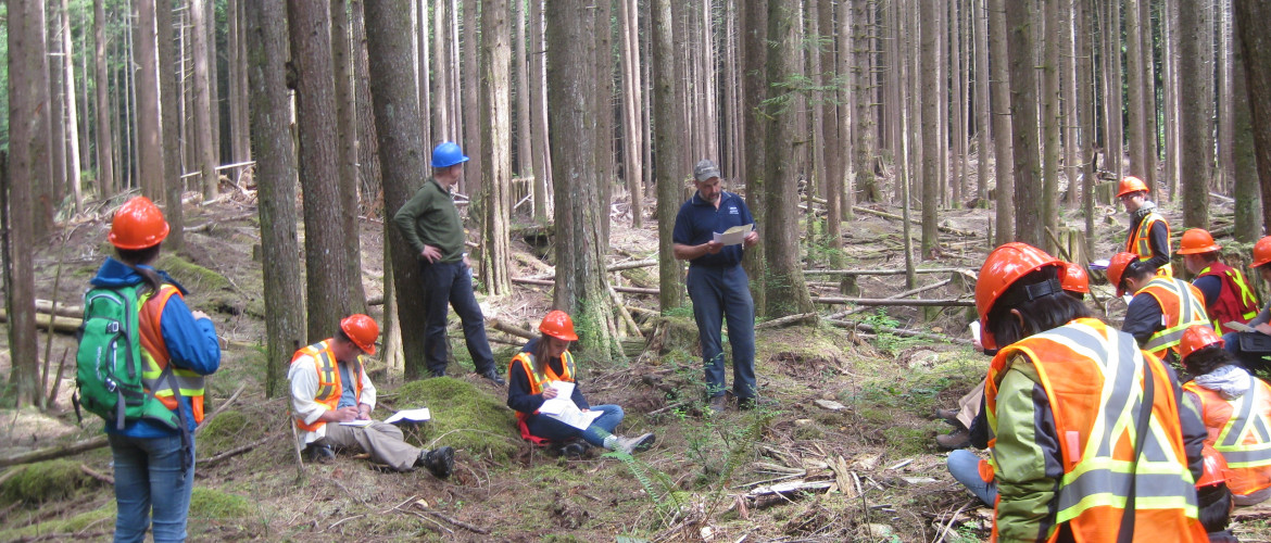 Home master of sustainable forest management program